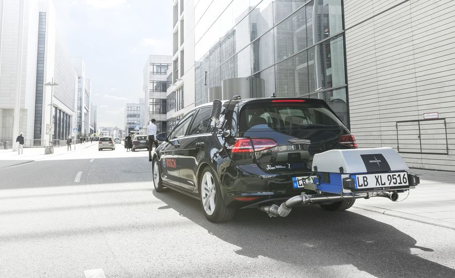 Bosch Claims a Diesel-Emissions Breakthrough, But Is It Too Late?