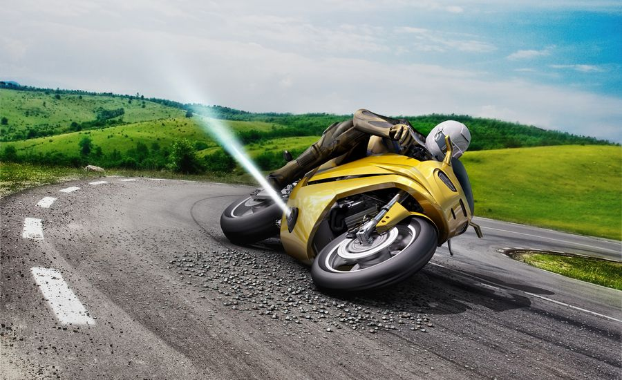 Bosch Technology Aims to Make Motorcycles Safer