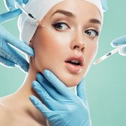 the difference between botox and fillers and where you get it on the face