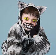 boy halloween costumes cheshire cat werewolf