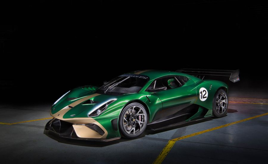 Brabham BT62: A New Would-Be Supercar Resurrects a Famous Name