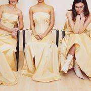 Bored Bridesmaid