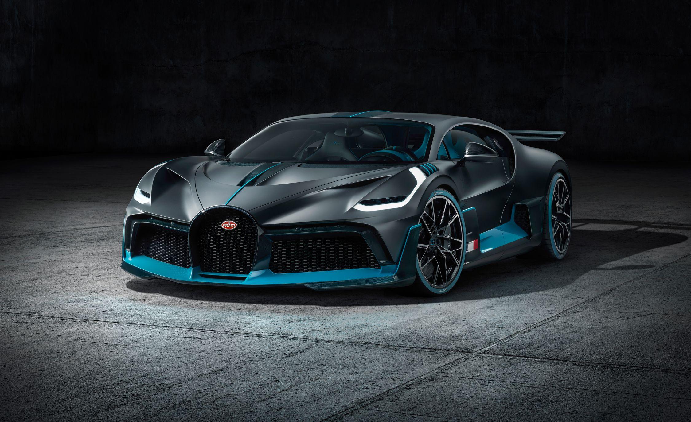 The $5.8 Million Bugatti Divo Is a Lighter, Wilder, Better-Handling Chiron