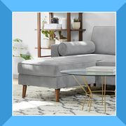 burrow chaise sofa