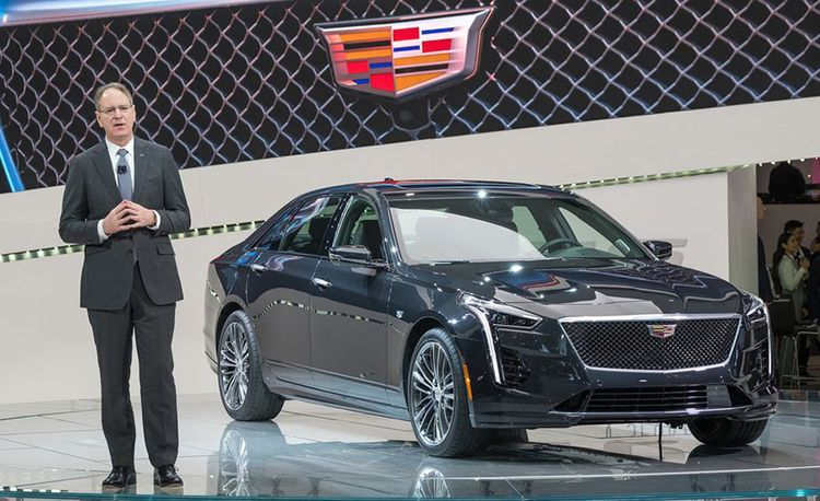 Ousted Cadillac President's Plan Reportedly Stays in Place