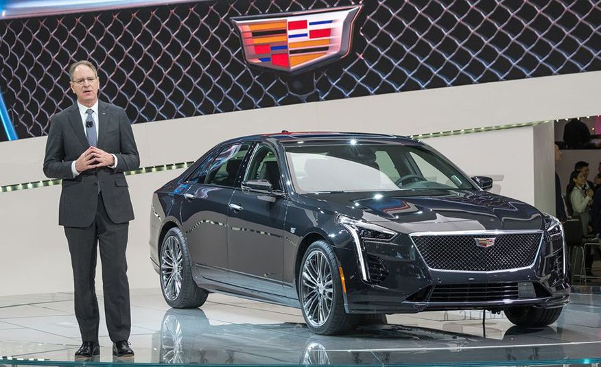 Cadillac Boss Johan de Nysschen Is Out