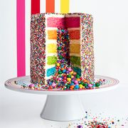 Confetti, Confectionery, Food, Party supply, Baked goods, Cake, Birthday,