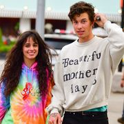shawn mendes and camila cabello on august 9, 2019