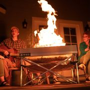 campfire defender protect preserve pop up fire pit
