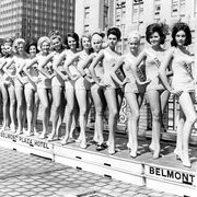 Miss Universe Candidates 1964