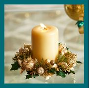 best christmas candle rings