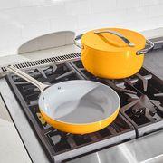 caraway marigold cookware set