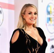 Christian Celebrity Carrie Underwood