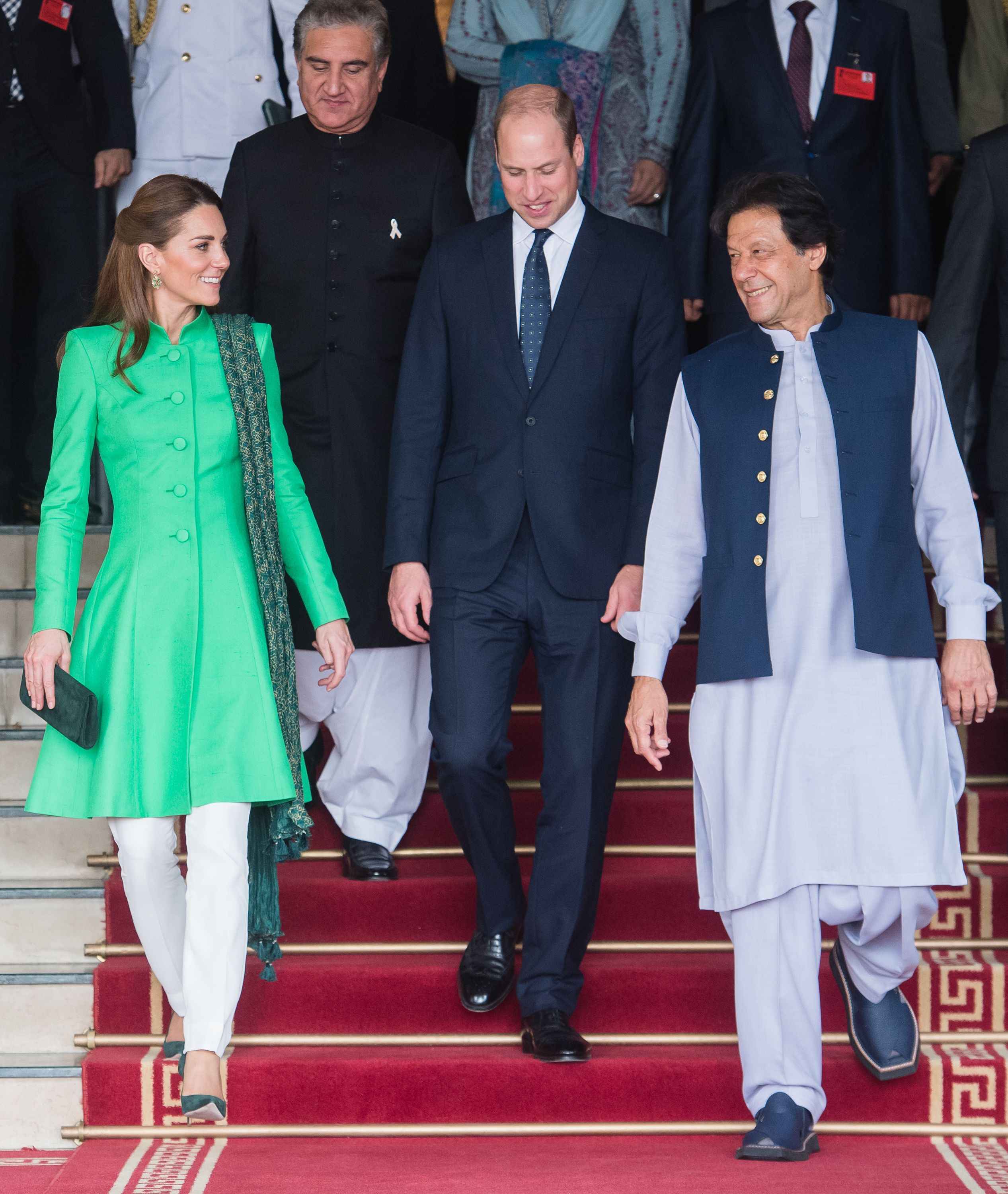 Prince William and Kate Middleton Will Follow in Diana's Footsteps on Day 4 of Their Tour of Pakistan