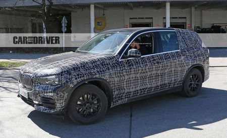 2019 BMW X5: Fourth-Gen Crossover Welcomes New Platform
