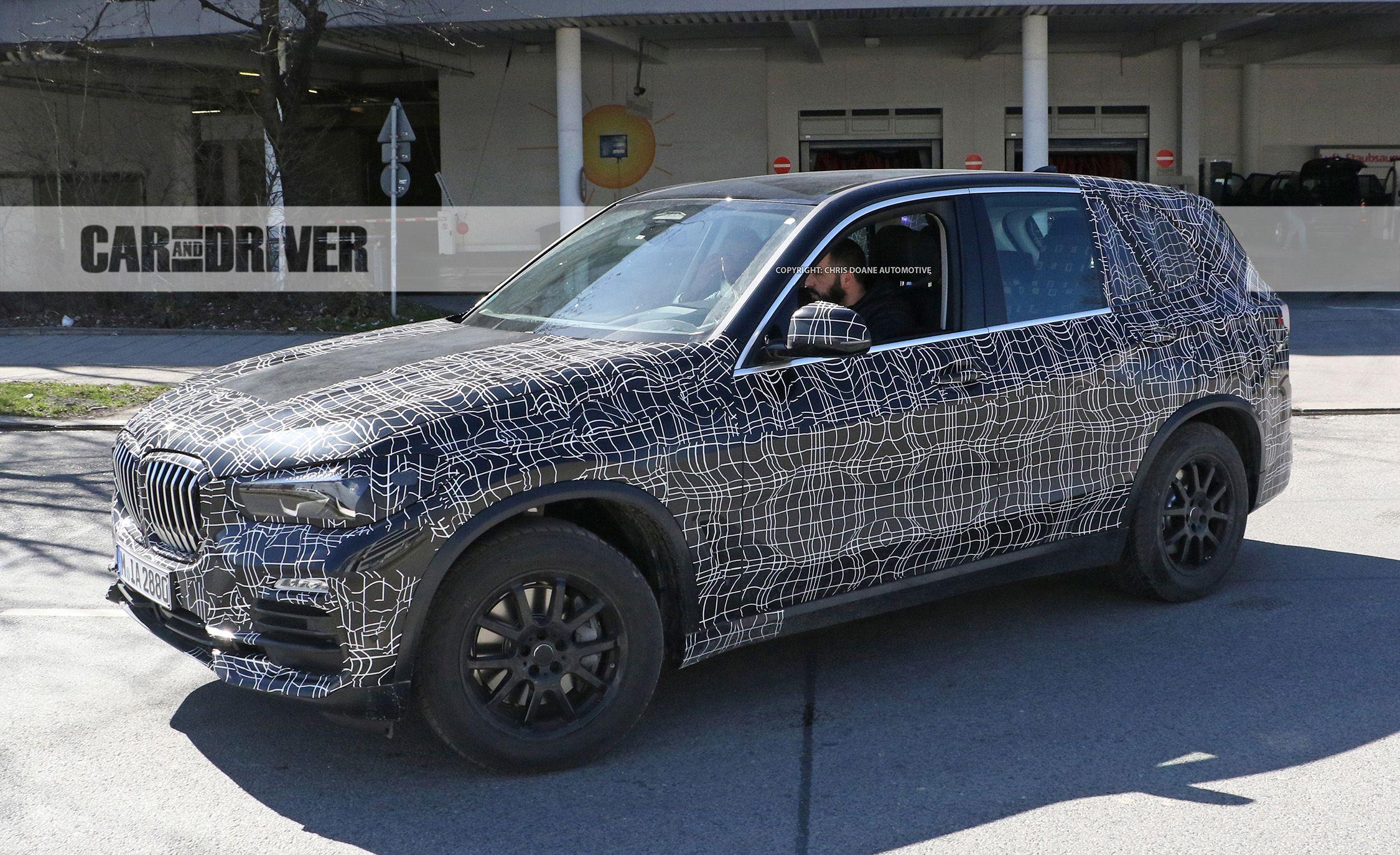 2019 BMW X5: Fourth Gen Crossover Welcomes New Platform