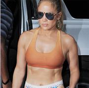 Gwen Stefani and Jennifer Lopez Flat Belly Tricks