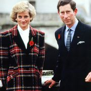 charles and diana in france