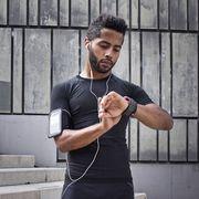 marathon runner resting heart rate
