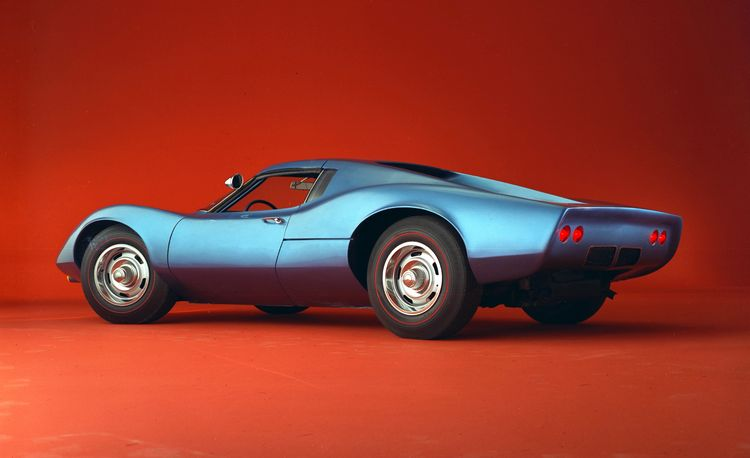 The Idea of the Mid-Engined Corvette Began with This 1960s Concept