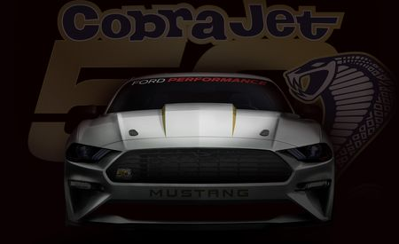 2018 Ford Mustang Cobra Jet Claims Mid-Eight-Second Quarter-Mile