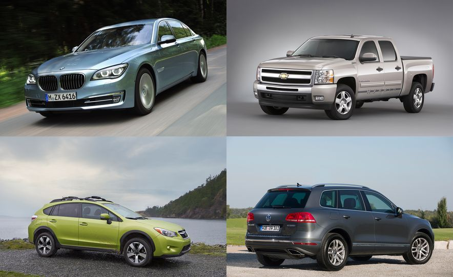 Ephemeral Efficiency: These Are the Forgotten Hybrid Cars, Trucks, and SUVs - Slide 1