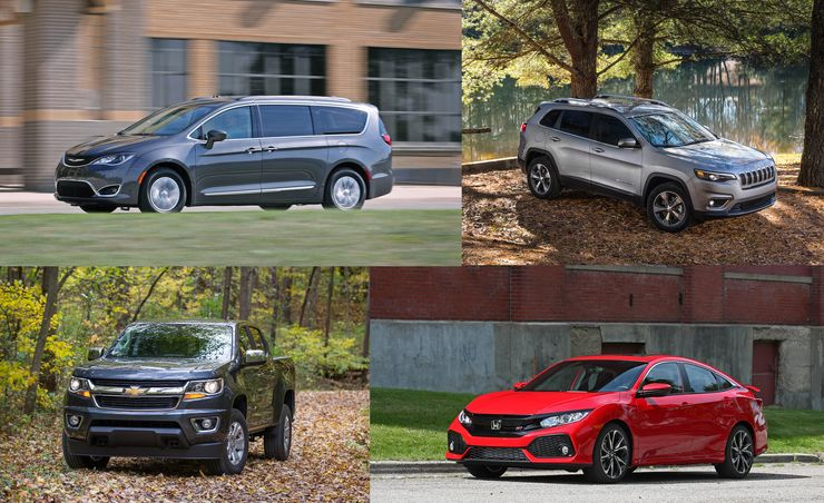 $199 Lease Deals for April 2018
