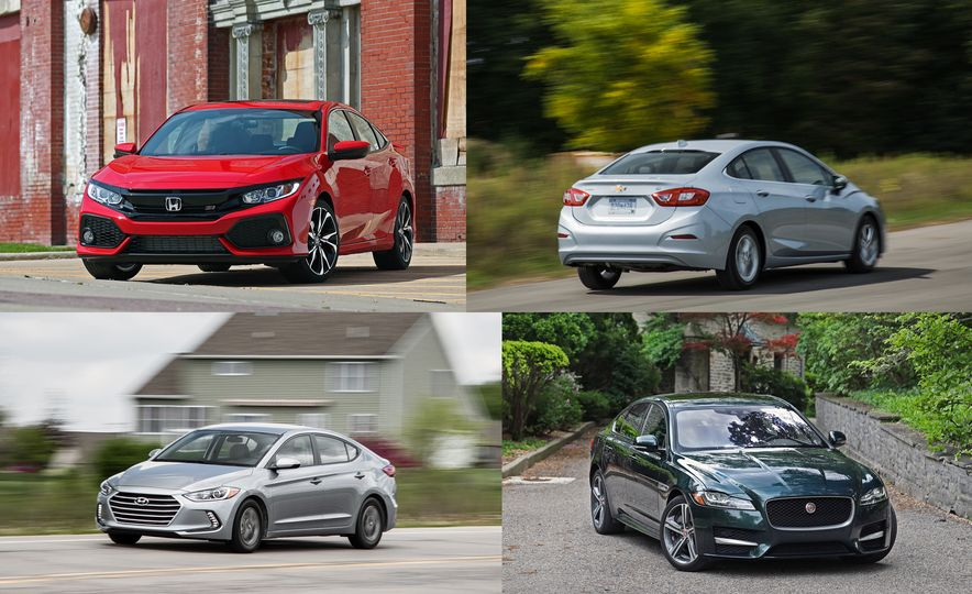Want 40 MPG or More? These Nonhybrids Aced Our Fuel-Economy Test - Slide 1