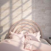 modern pink wallpaper