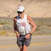 Craig Davidson at St. George Marathon