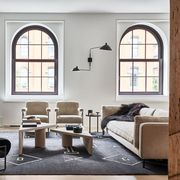 Furniture, Room, Living room, Interior design, Property, Building, Table, Chair, House, Couch,