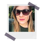 caitlyn wearing knockaround custom sunglasses