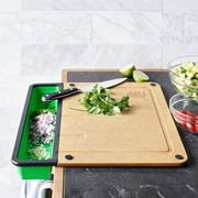 Table, Food, Cutting board, Tray, Cuisine, Dish, Furniture, Rectangle, Vegetable, Ingredient,