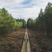 long bike trails