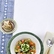 Cuisine, Food, Dishware, Serveware, Leaf vegetable, Recipe, Dish, Tableware, Ingredient, Kitchen utensil,