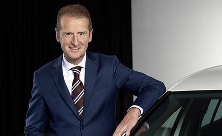 Volkswagen CEO Matthias Müller Resigns [Update]