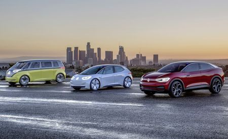 Volkswagen Plans a Battery-Powered Jump into Car Sharing