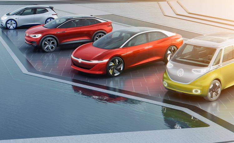 Volkswagen Wants to Sell Three Million EVs a Year; Here's the Full Story on the Platform They'll Ride On