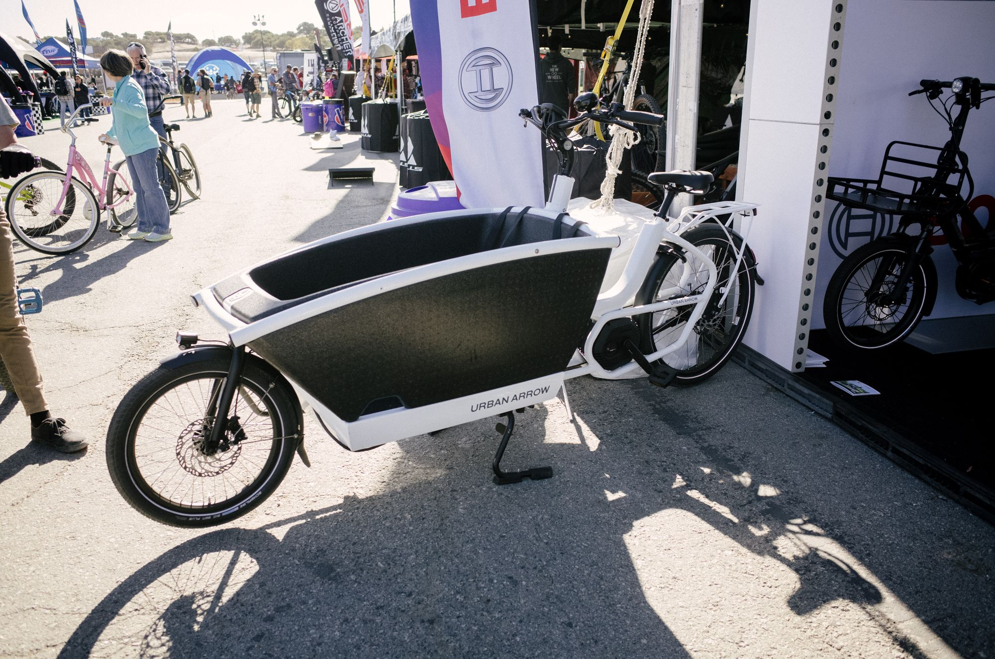 Cargo e-bikes are absolutely one of the best forms of e-bikes.