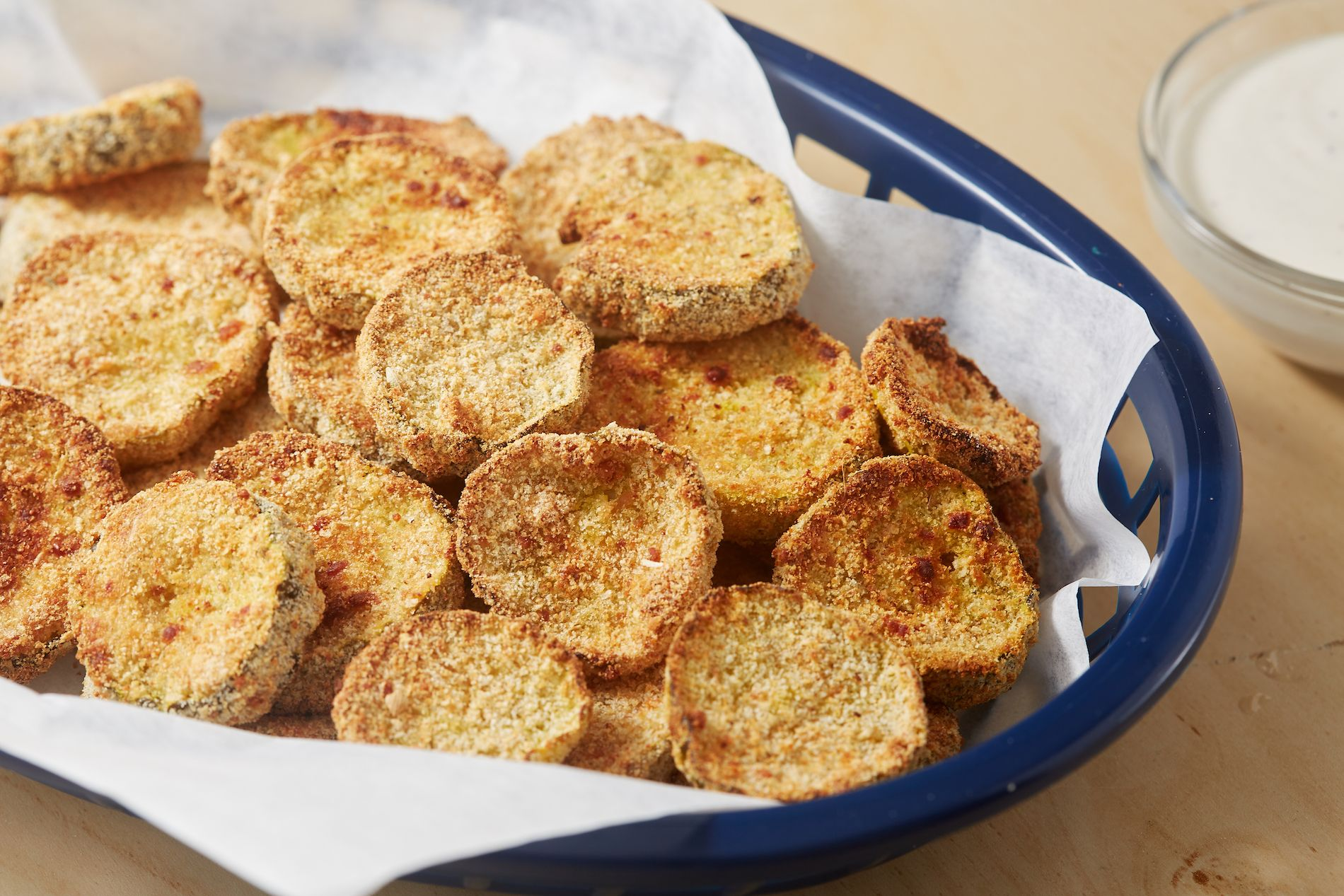 Best Air Fryer Fried Pickles Recipe How To Make Air Fryer Fried Pickles
