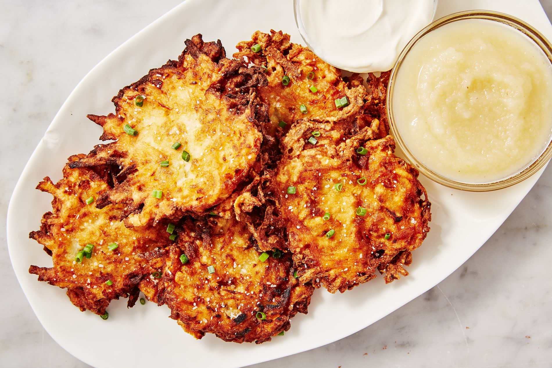 Classic Latke Recipe - How to Make the Best Potato Pancakes ...