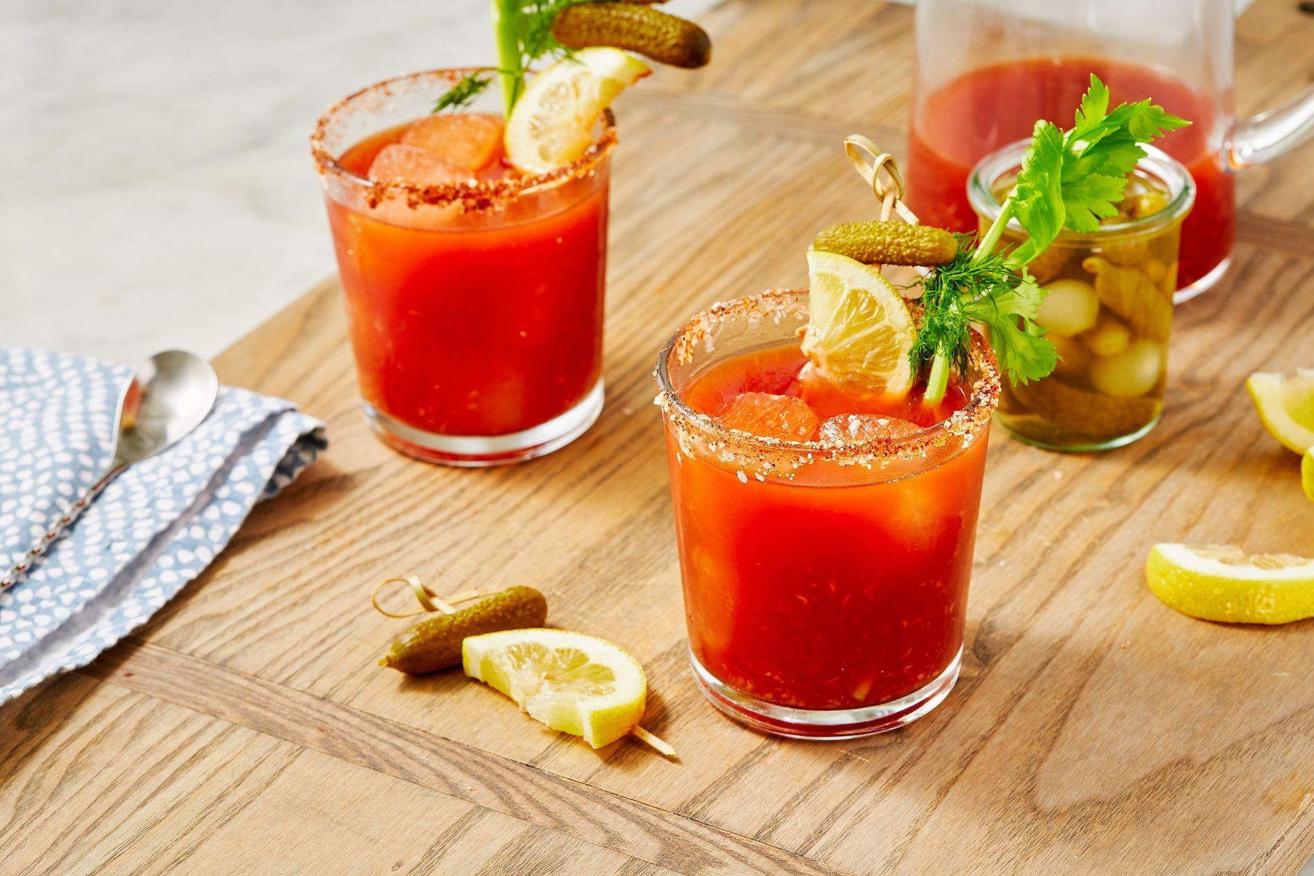 Best Dill Pickle Bloody Mary Recipe How To Make A Dill Pickle Bloody Mary
