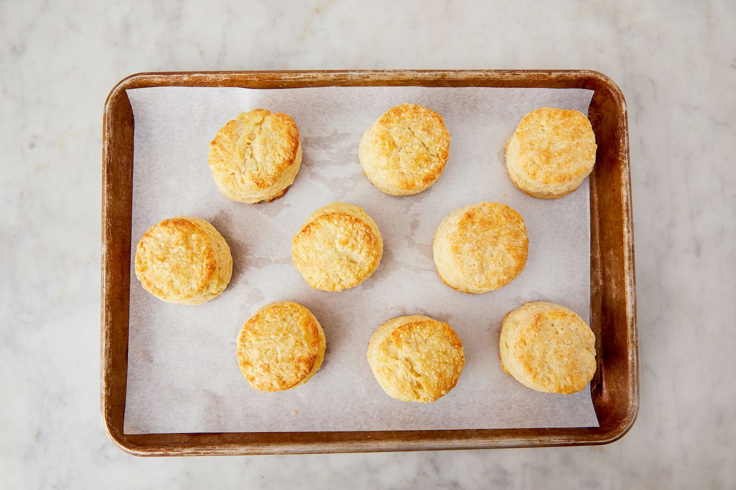 Best-Ever Homemade Biscuits