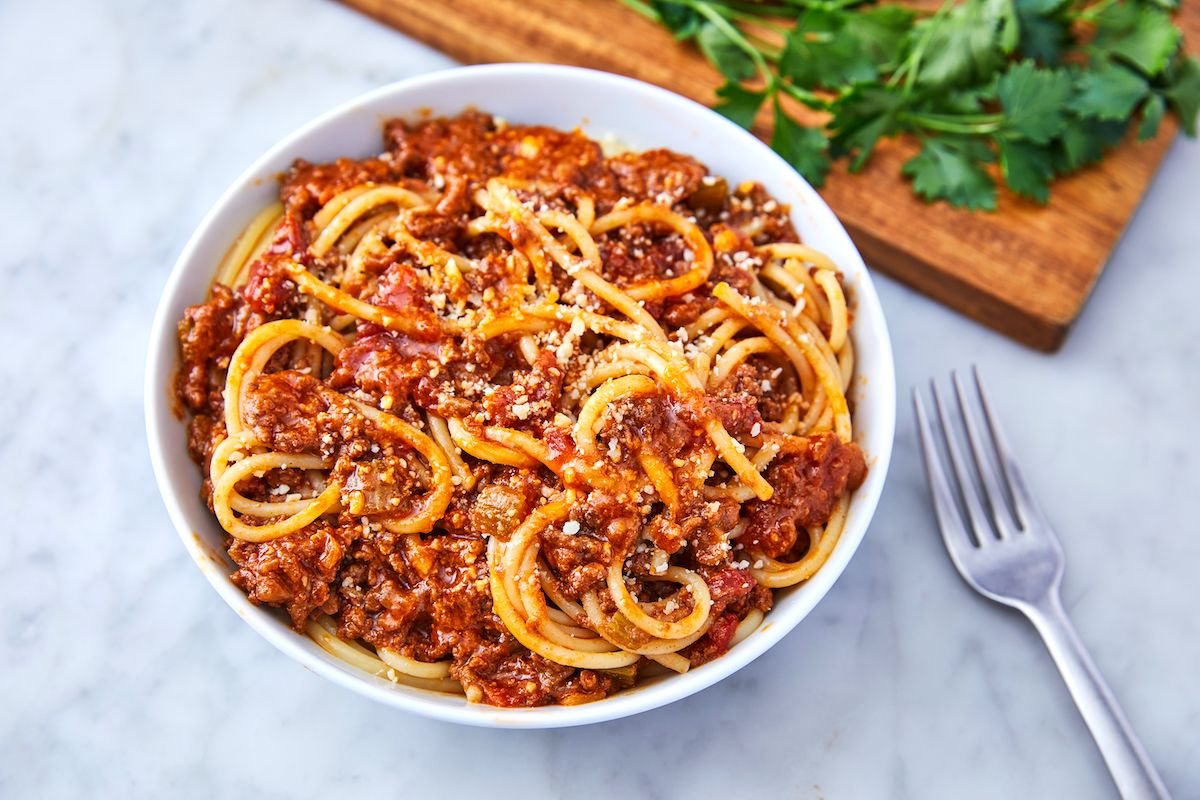 The Secret Ingredient To The Perfect Bolognese Sauce EVERY Time