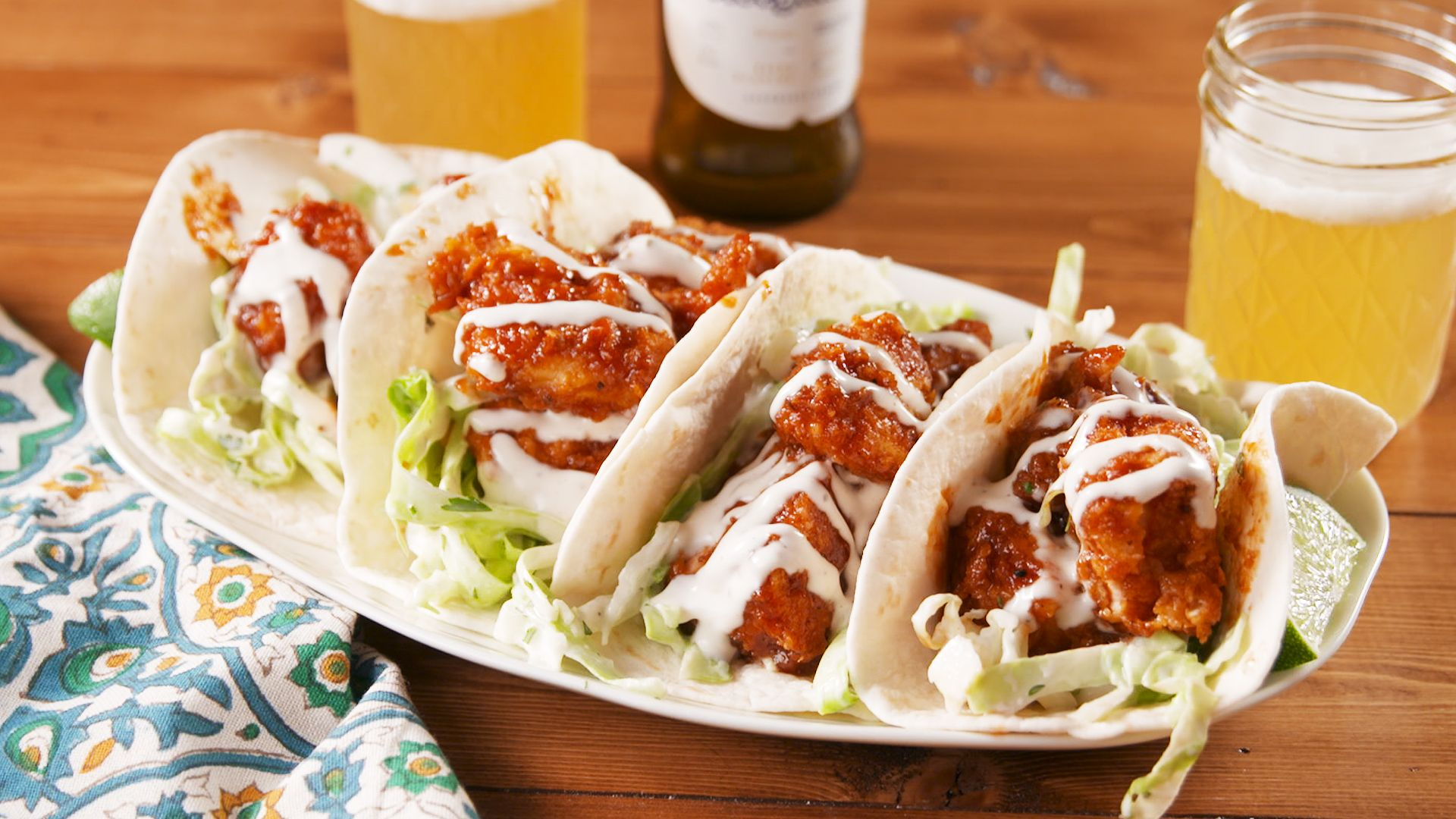 Crack Chicken Tacos