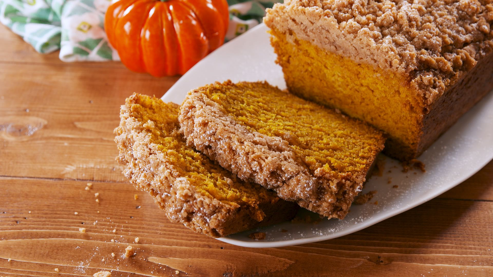 Best Crumbly Pumpkin Bread Recipe How To Make Crumbly Pumpkin Bread