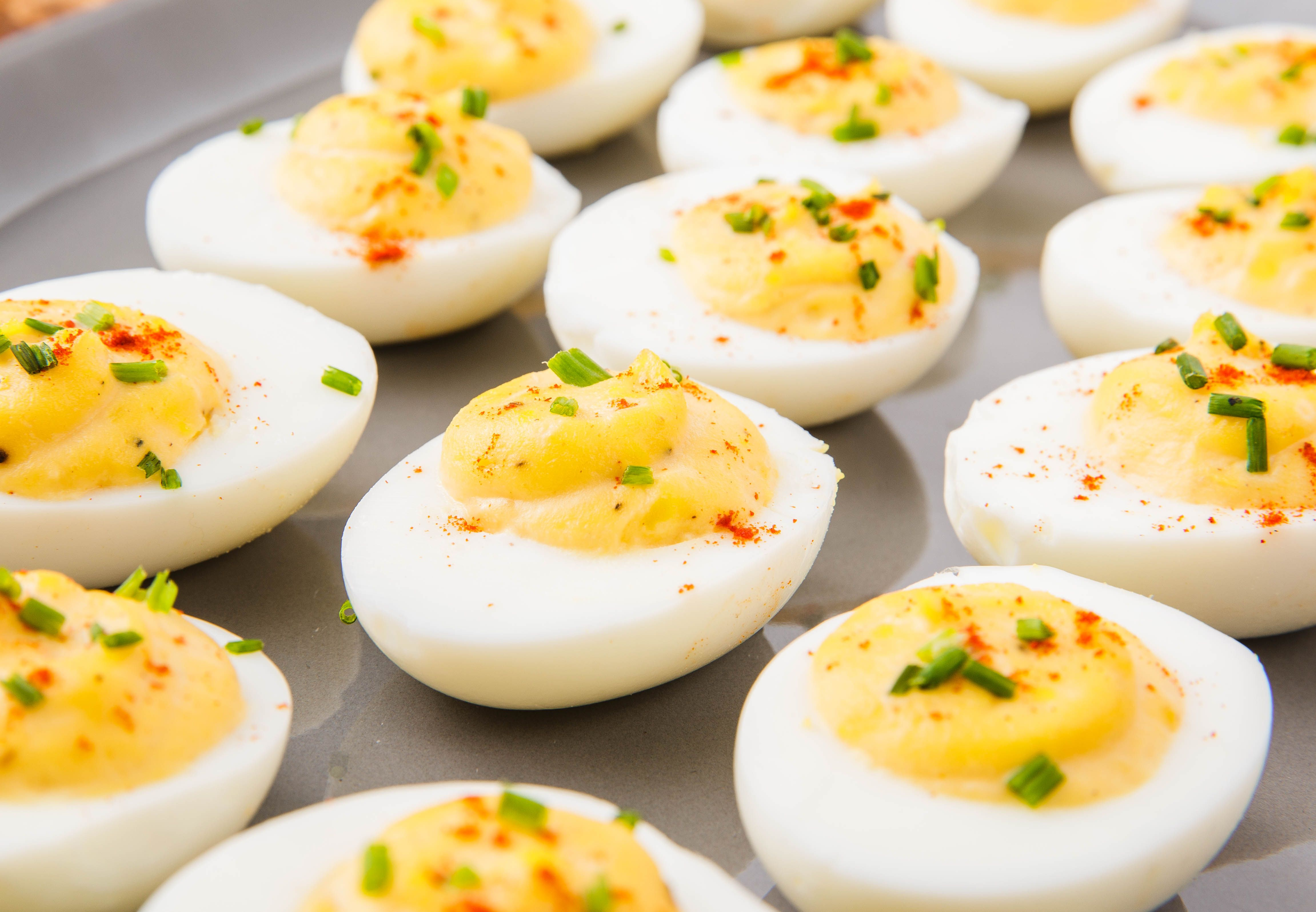 Easy Deviled Eggs Recipe How To Make Perfect Classic Deviled Eggs