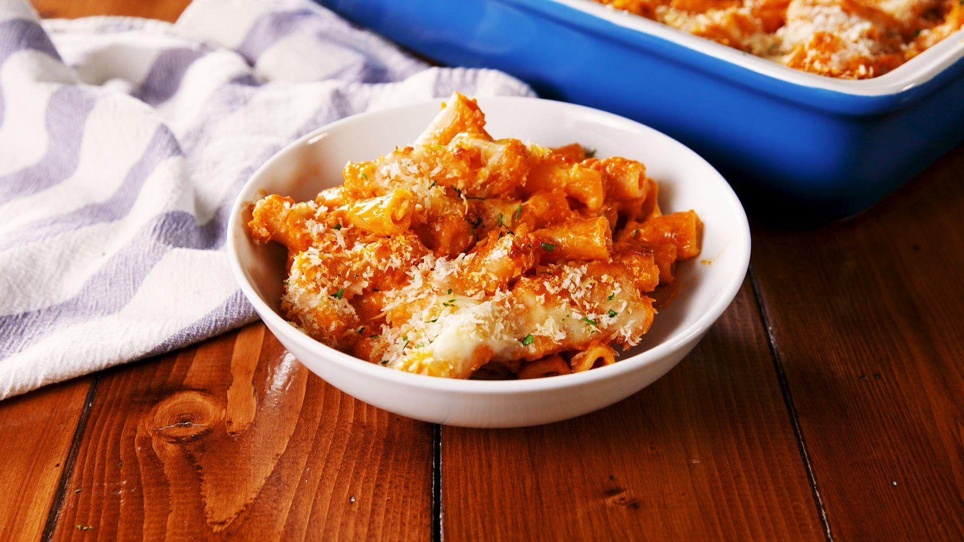 Best 5 Cheese Ziti Al Forno Recipe How To Make Olive Garden S 5