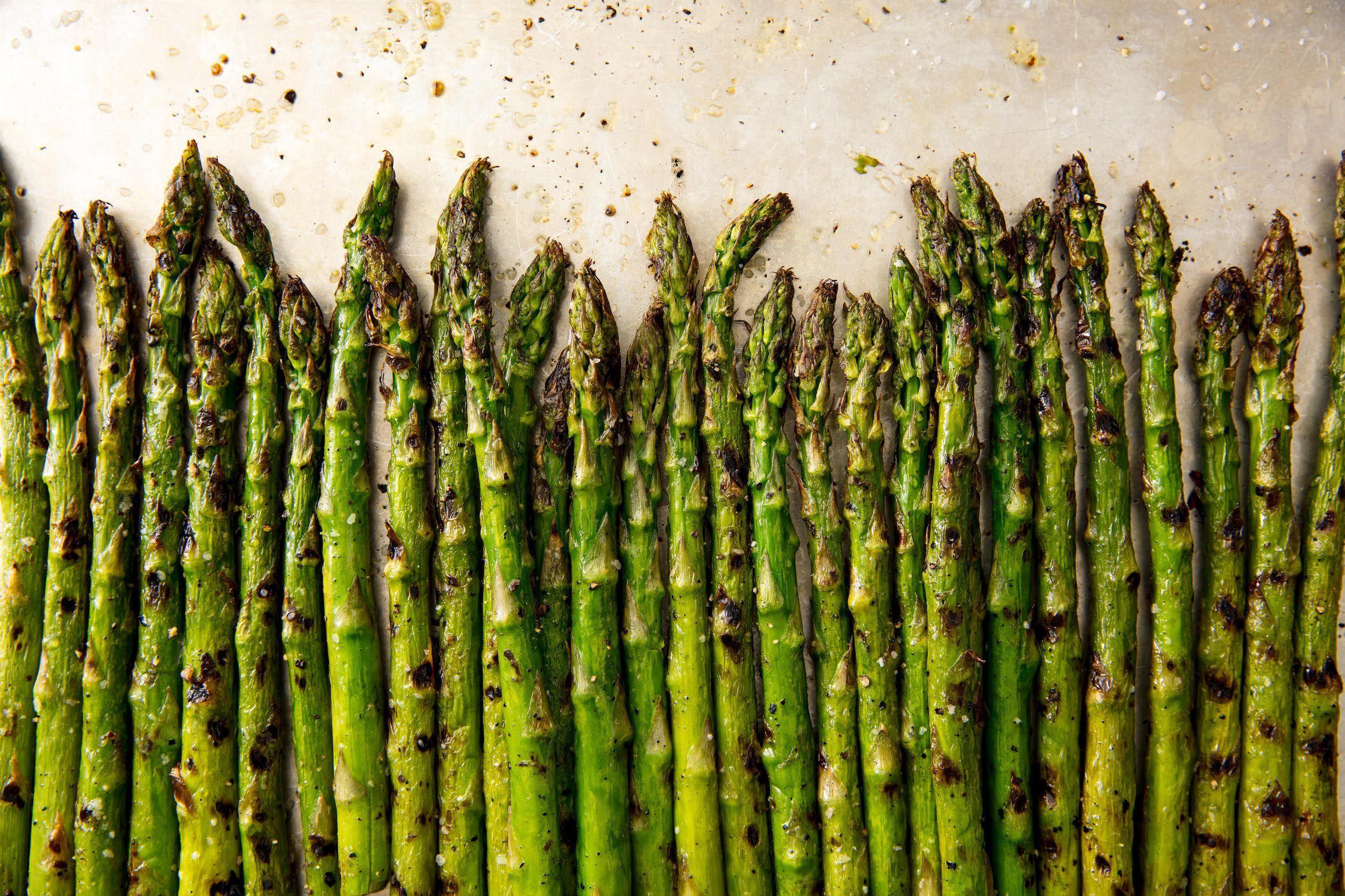 How to Cook Asparagus - Easy Recipes to Grill, Roast & Sauté Asparagus