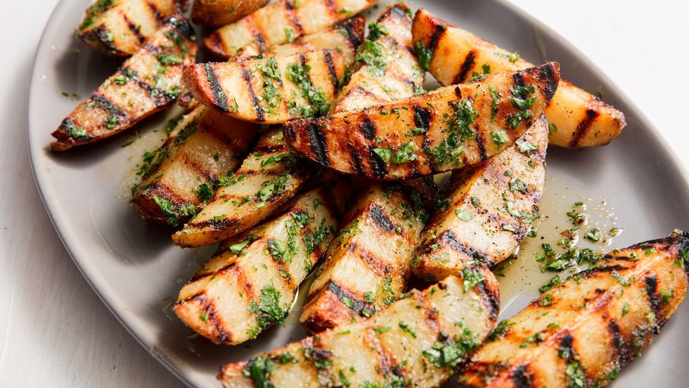 Image result for Grilled Potatoes